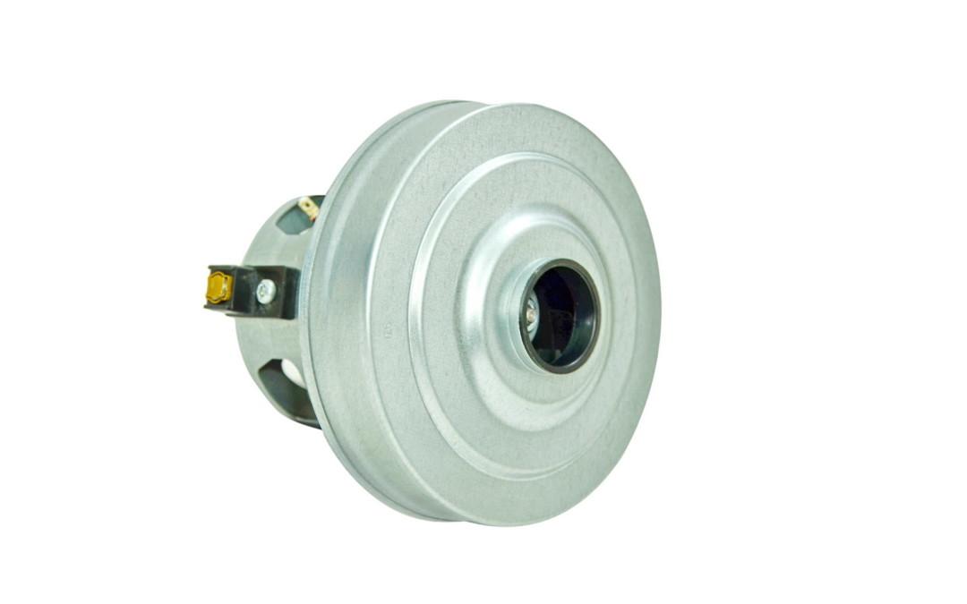 High efficiency vacuum cleaner motor